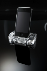 crystal docking station