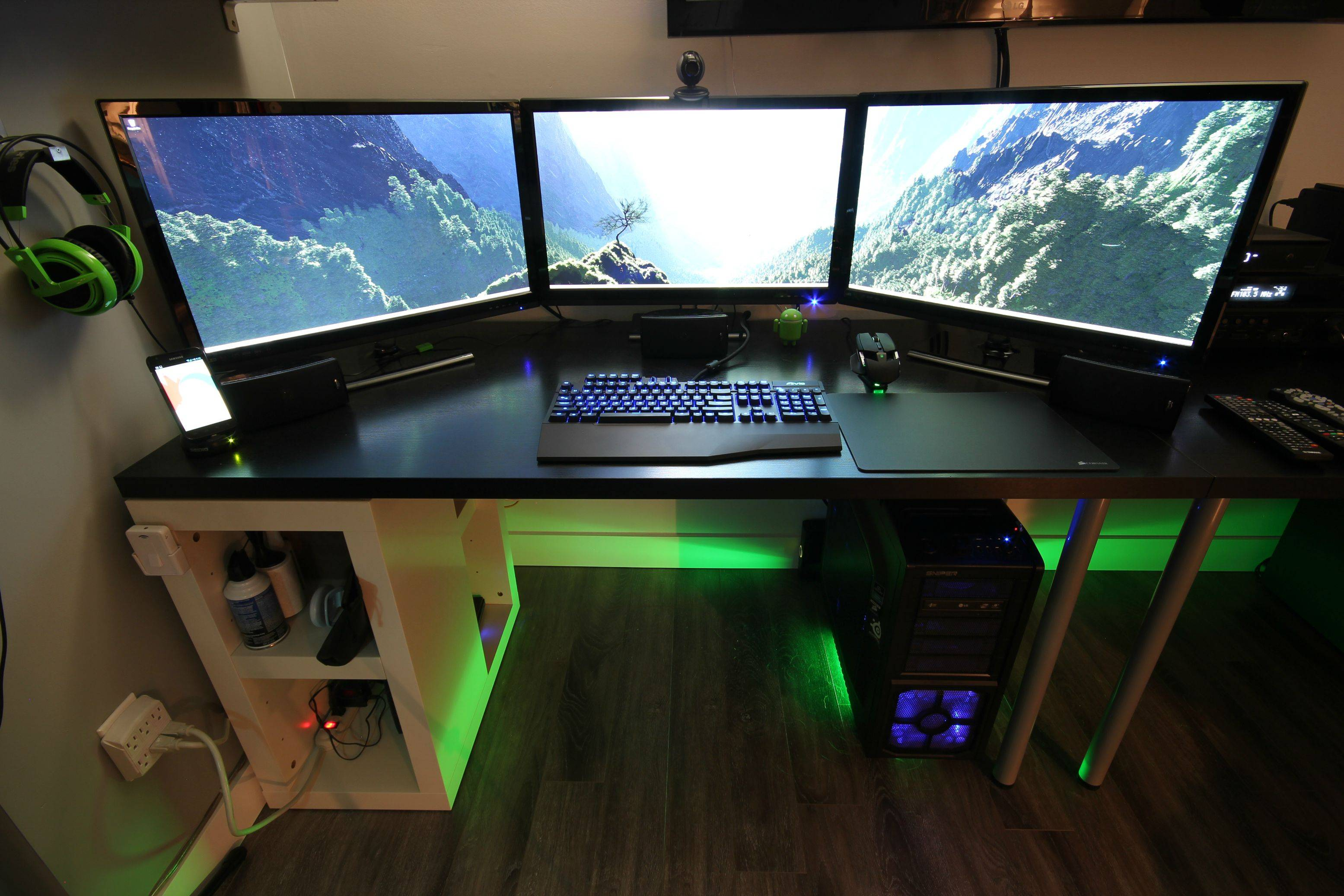 astonishing electronic best bedroom setup   Steps to Building an Awesome Gaming Setup ...