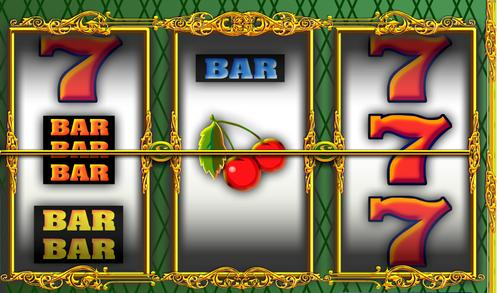 online slot machine development