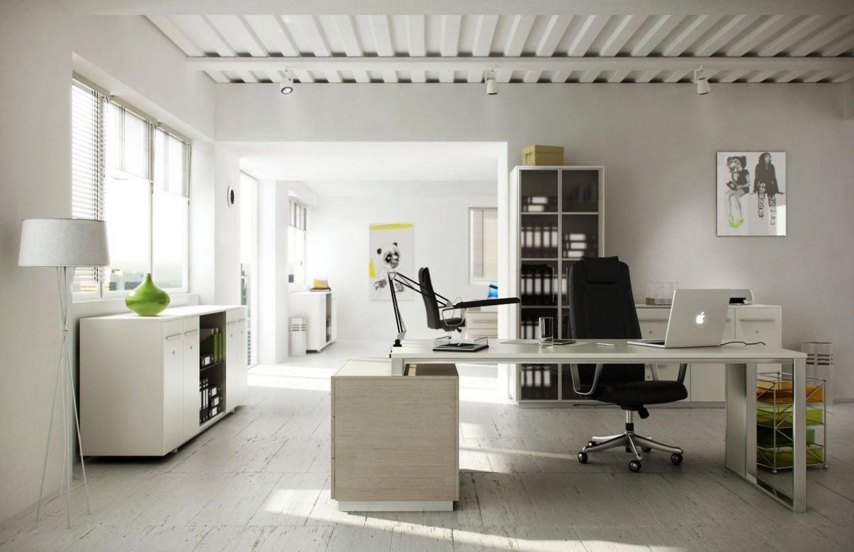 gentle modern home office. Gentle Modern Home Office P